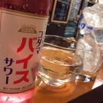 居酒屋 - バイスサワー