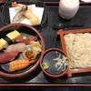 松栄鮨 - 料理写真:Bセット1000円税別