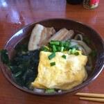 幸 - 料理写真:しっきり麺