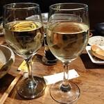 魚屋ひでぞう - 白ワイン