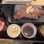 石焼ステーキ 贅 - 贅のおすすめ春メニュー