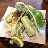 うぶすな - 料理写真:天ぷら