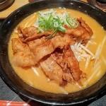 Marukinhompo - 炙り豚バラと味噌の香ばしさ!