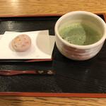 御菓子司 寿々木 - 桜花(2回目訪問時)