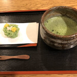 御菓子司 寿々木 - 春の野(1回目訪問時)