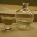 鮨 生粋 - ドリンク写真:日本酒♪