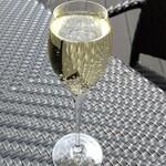 Brasserie Gent - ランチスパークリングワイン
