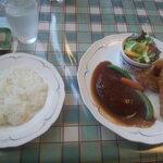 レストランシトロン - 料理写真:シトロンランチ 1260円