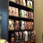 STARBUCKS COFFEE - 豆の数々。