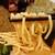 横浜家系ラーメン 力道家 - 料理写真:麺リフト