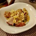 レストラン マルタ - 肉ポルケッタのベイクド・ライス