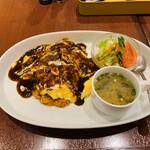 Kitchen KAMEYA 洋食館 - 料理写真: