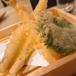 天ぷらバル 慶 - 天盛り 海