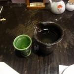 いたる - 日本酒 池月吟醸600円