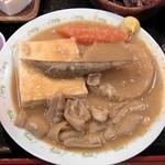 ダイマル ヤキトリ - もつ煮