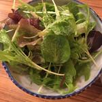 壱 - サラダ