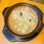 呉 宮 - 参鶏湯