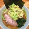 武蔵家 - 料理写真:キャベツラーメン(並)