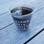 アルファ・ベータ・コーヒー・クラブ - インドネシアコーヒー