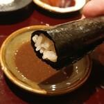 127686027 - えび味噌ダレ&海苔巻き