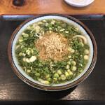 庄屋うどん - 料理写真: