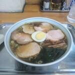大勝軒 - チャーシュー麺少なめ935円