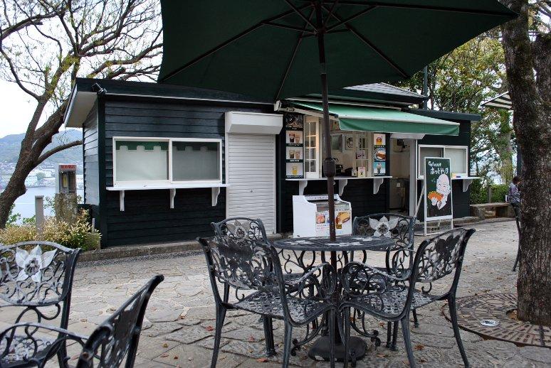 グラバーガーデンカフェ