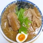 麺屋 ゆ~大 - 味噌らーめん・特盛(700円)