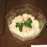 梅田カレーコレクション 2nd - コールスローサラダ