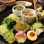 ふもと旅館 - 料理写真: