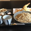 蕎麦処かのこ - 料理写真:天せいろそば¥1,460・大盛¥220