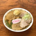 匠屋 - 料理写真:しょうがチャーシューメン(950円)
