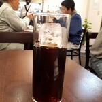 trattoria il filo - アイスコーヒー