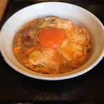 お食事処 中重 - 究極のふわとろ親子丼 ¥750