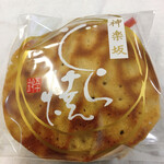 五十鈴 - 神楽坂どら焼き 248円(税込) 包装