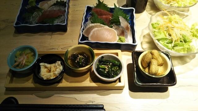 府中日本酒スタンド BACHIYAの料理の写真