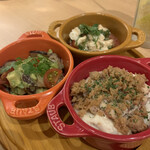 鶏×バル HINAMARU - 前菜