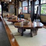 忠太郎茶屋 - 小上がり座敷席