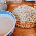 あかりや弧仙 - 料理写真:くるみだれ蕎麦
