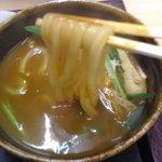 麺吉 どんどん - 日替わり(ミニカレーうどん)