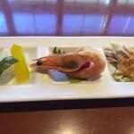 美味餐庁 - おつまみ3種