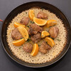 地中海バル el jardin - 料理写真:チキンとオレンジのさっパエリア