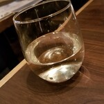 肉処くろべこや - 白ワイン