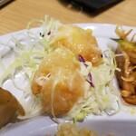 九寨溝 - エビマヨ。美味しかった。