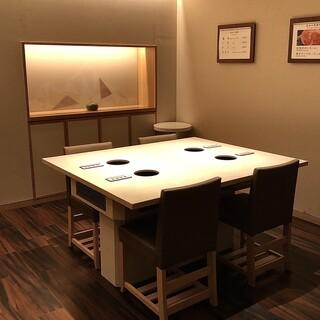 個室利用可メニューご注文でご利用頂けます。 ※2〜4名用個室