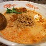 たんたん麺 日本橋やまべぇ - たんたん麺