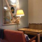 さるぅ屋カフェ チャモン - 洋館的要素①