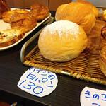 小麦工房 パン屋さん - ハイジみたいなパンもありましたもんで!