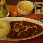 レストラン オーキッド - 料理写真: