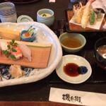 磯兵衛 - お寿司&天ぷら定食